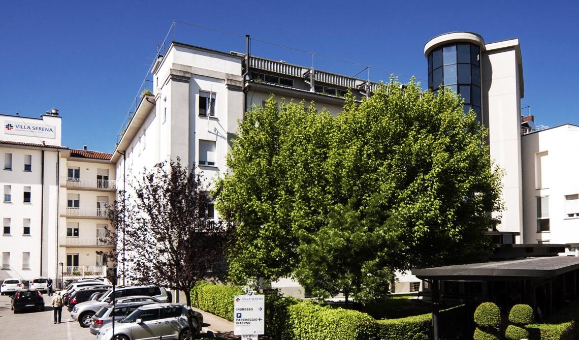 Villa serena ospedali privati forl for Offerte di lavoro a forli da privati